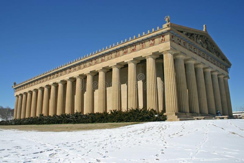 Parthenon 7 du Tennessee photo stock