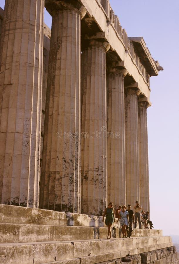 Parthenon image stock