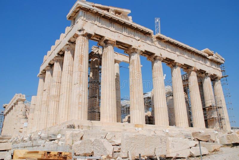 Download Parthenon In Acropolis, Athens Stock Image - Image: 28459367