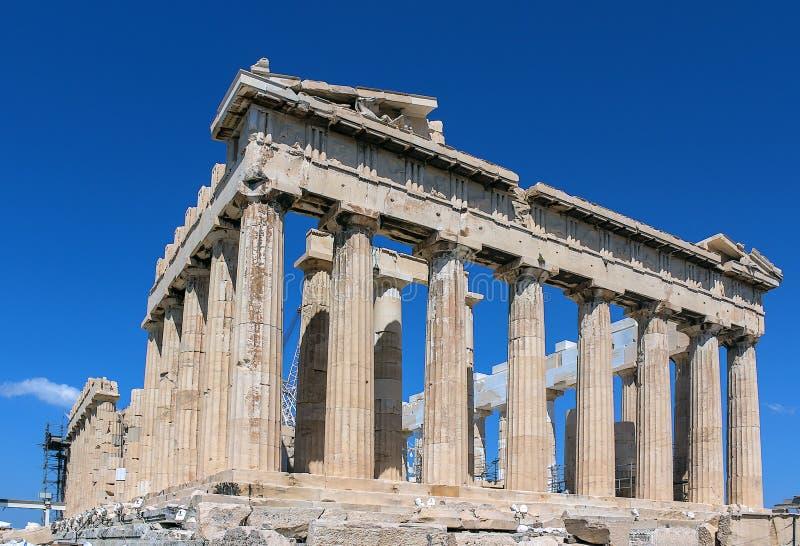 Parthenon, Athens Stock Image
