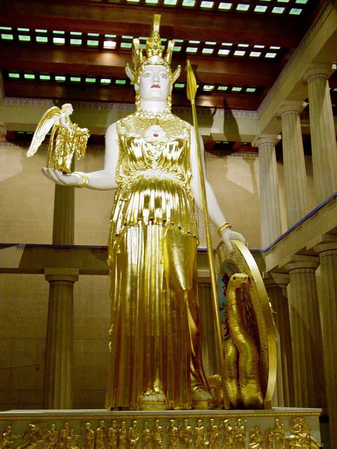 Parthenon de Nashville images stock