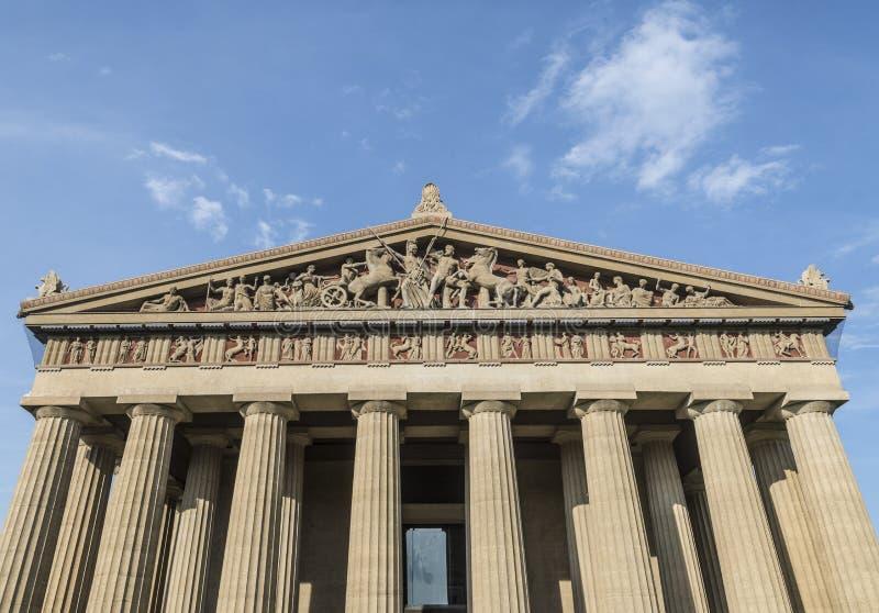 Parthenon, Nashville photo libre de droits