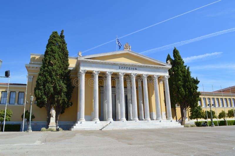 Parthenon och akropol av Ð-thens, Grekland arkivfoton