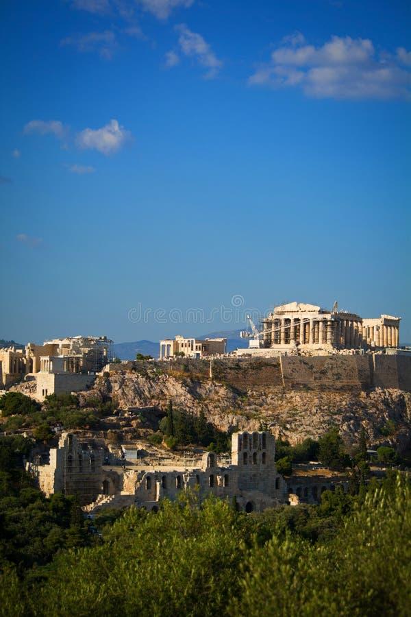 Download Parthenon y Herodium imagen de archivo editorial. Imagen de configuración - 41902109