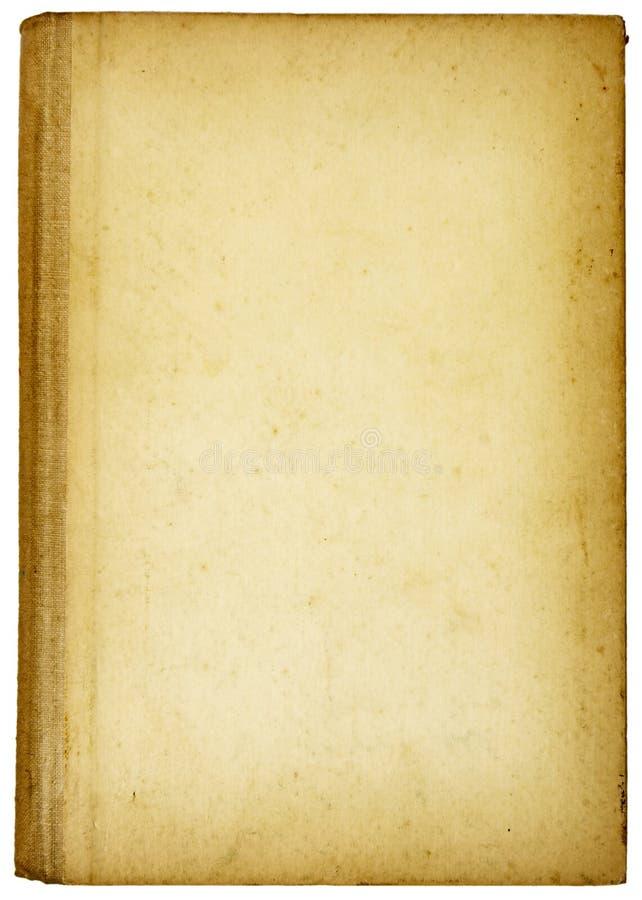 Parti del vecchio libro immagini stock