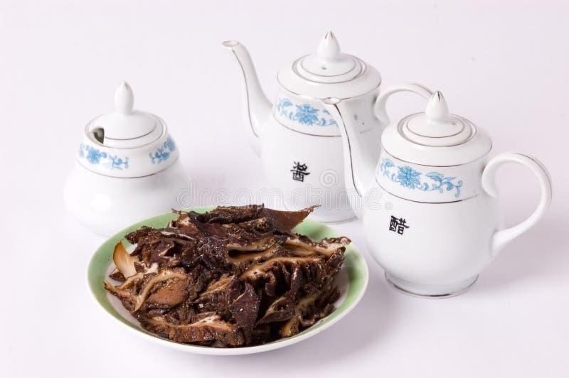 Parti della trippa, alimenti unici del cinese tradizionale fotografie stock