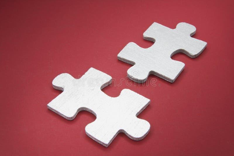 Download Parti di puzzle del puzzle fotografia stock. Immagine di uniscasi - 7318080