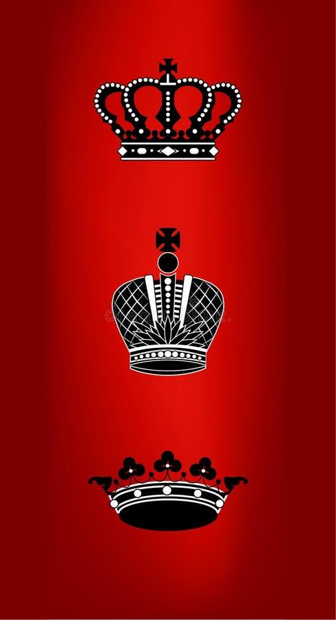 Parti superiori royalty illustrazione gratis