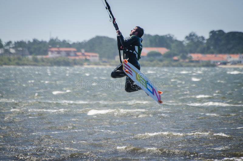 Download Participant In The Portuguese Editorial Photo - Image of surfing, race: 25723716