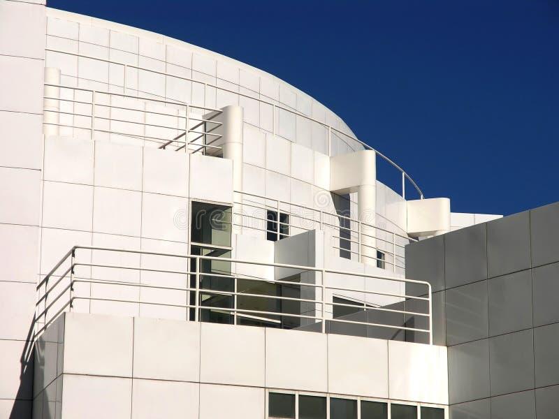 Particolare architettonico del museo fotografia stock libera da diritti