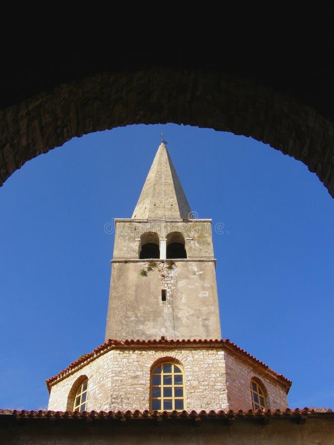 Particolare della basilica fotografia stock libera da diritti