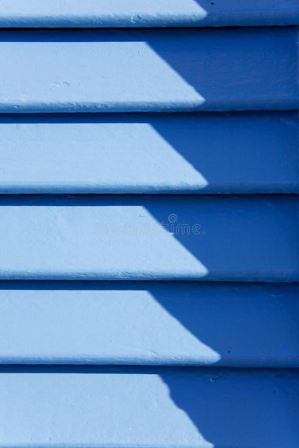 Particolare della cabina della spiaggia fotografie stock
