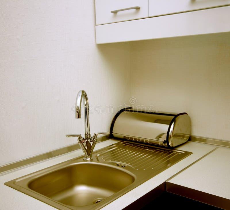 Particolare della cucina immagine stock immagine di - Cucina particolare ...