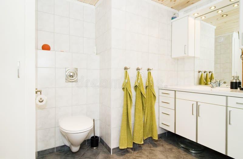 Particolare della stanza da bagno fotografie stock libere da diritti