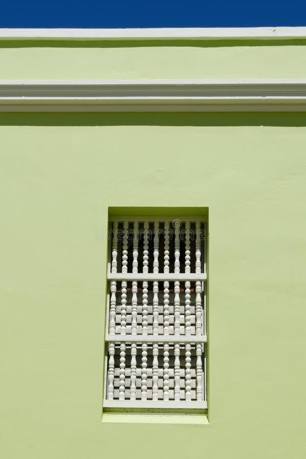 Particolari architettonici a San Juan, Porto Rico immagine stock