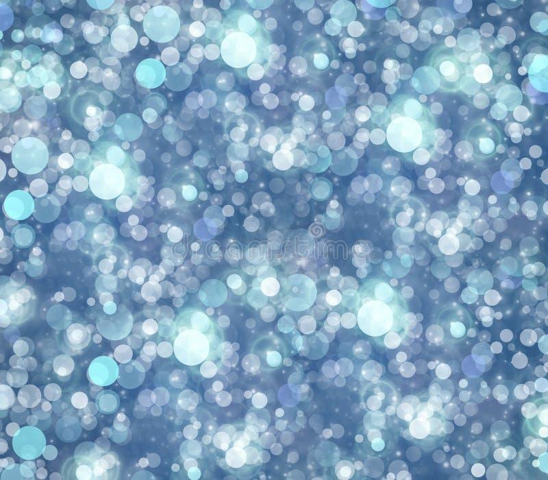Particules et poussières illustration libre de droits