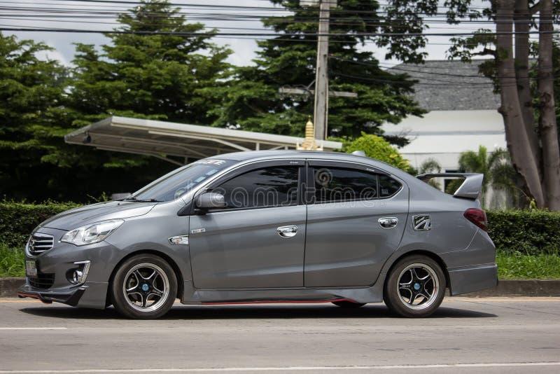 Particuliere auto Mitsubishi Attract royalty-vrije stock fotografie