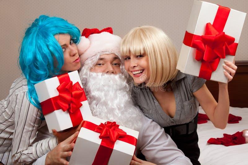 Partido alegre imagen de archivo libre de regalías