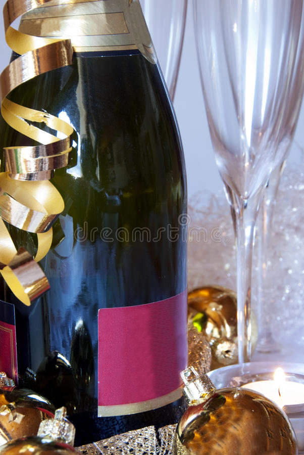 Partido de Champagne fotos de stock royalty free
