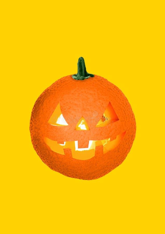 Partido de Halloween Projeto moderno Colagem da arte contempor?nea foto de stock royalty free