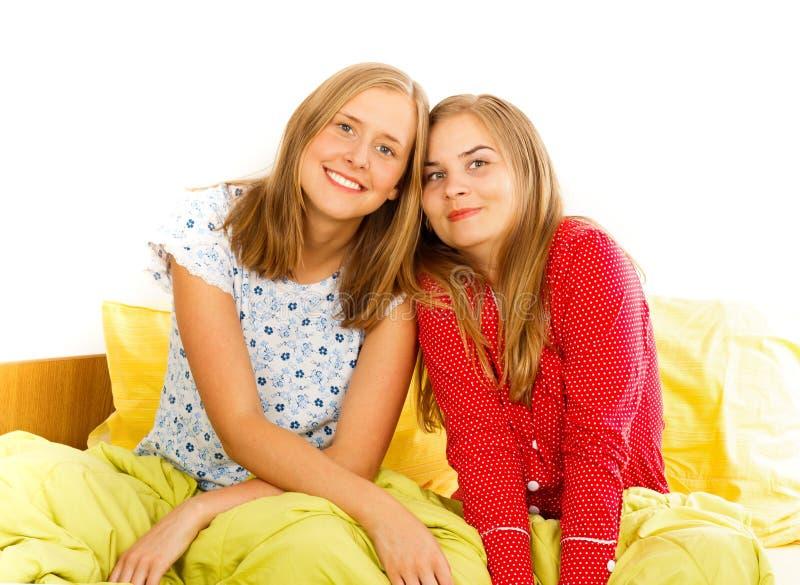 Partido de pijama fotos de stock royalty free