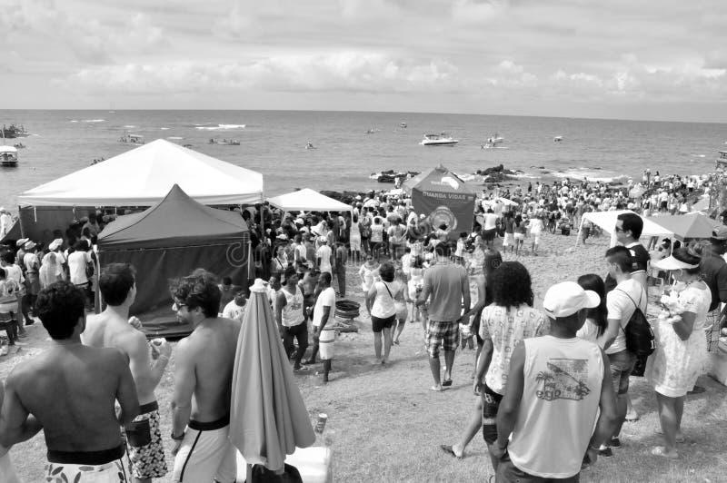 Partido de Yemanjá fotos de archivo libres de regalías
