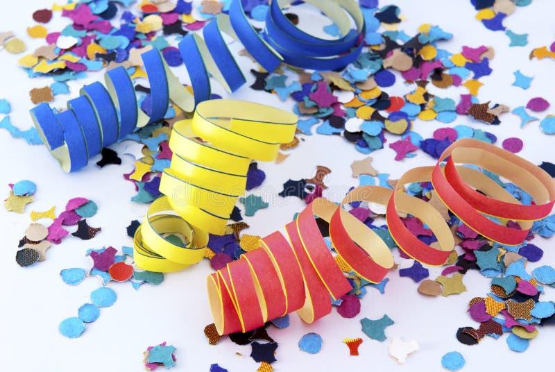 Partido del carnaval foto de archivo libre de regalías