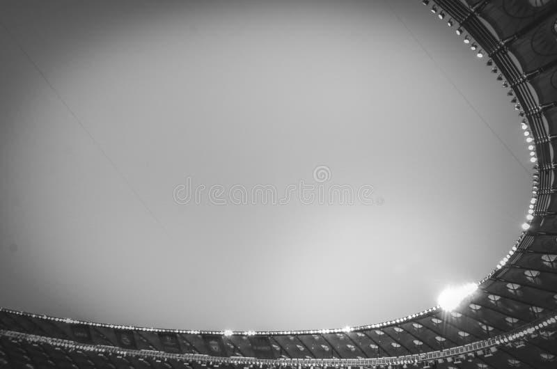 Partido final 2018 de la liga de campeones de UEFA fotos de archivo