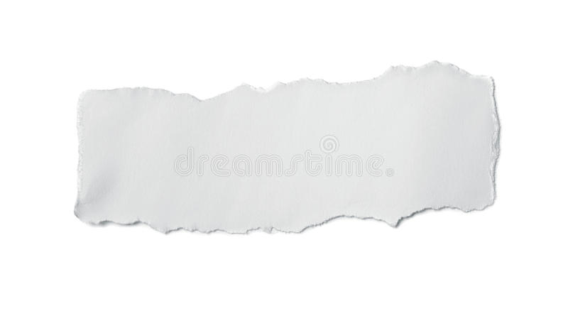 partie de papier photographie stock