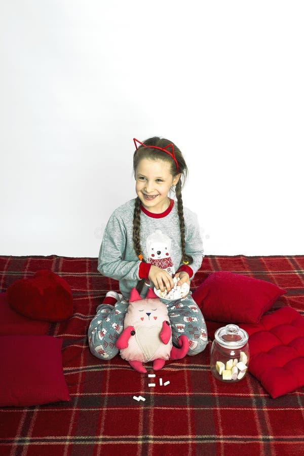 Partie de pyjama images libres de droits