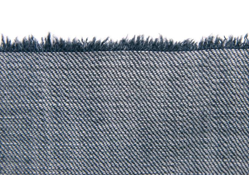 Partie de tissu avec la frange photographie stock libre de droits