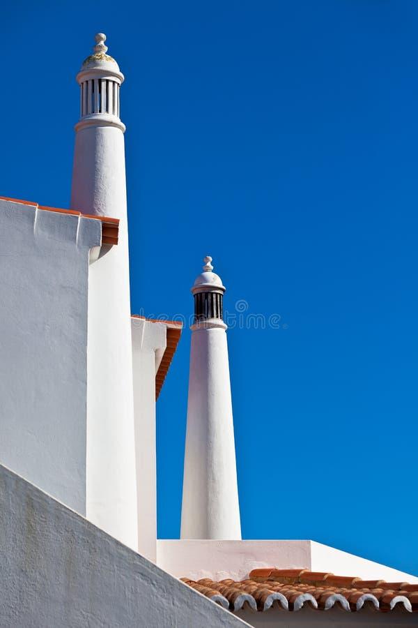 Partie méconnaissable de Chambre résidentielle chez Algarve, Portugal photos libres de droits