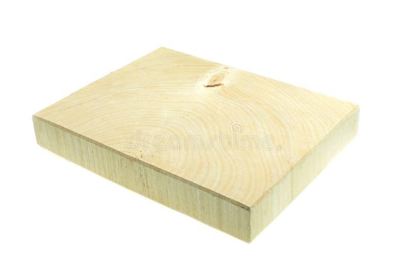 Partie supérieure du comptoir en bois d'étal de boucher de tamarinier photo stock