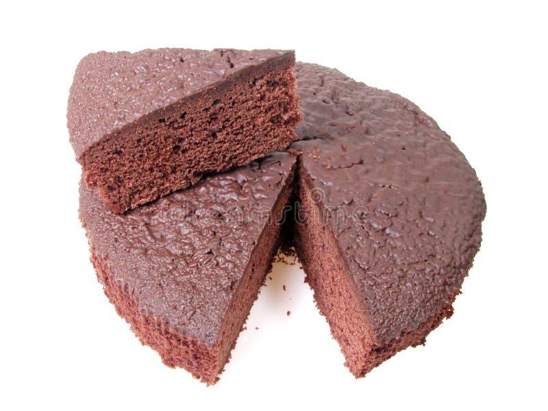 Download Parties 3 de chocolat image stock. Image du régime, chocolaty - 731279
