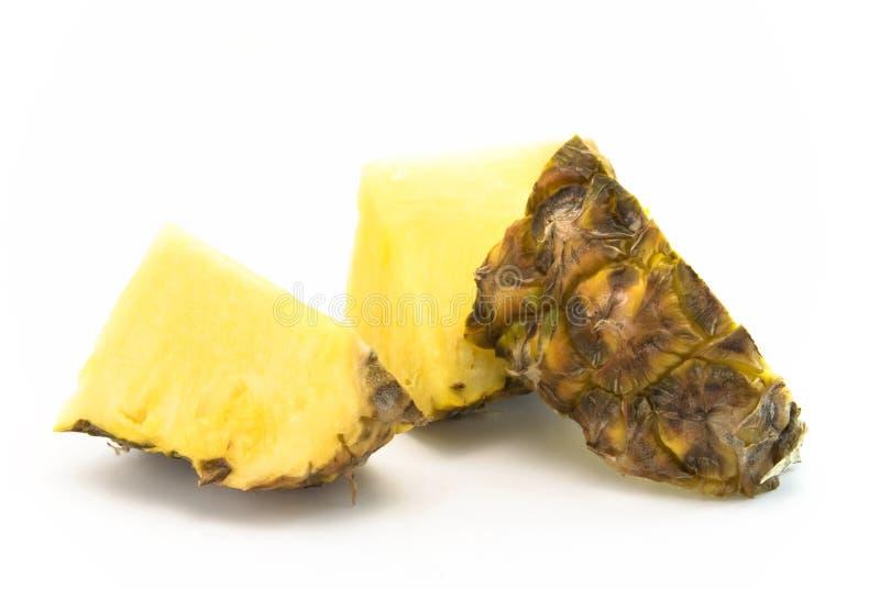 Parties d'ananas photos libres de droits