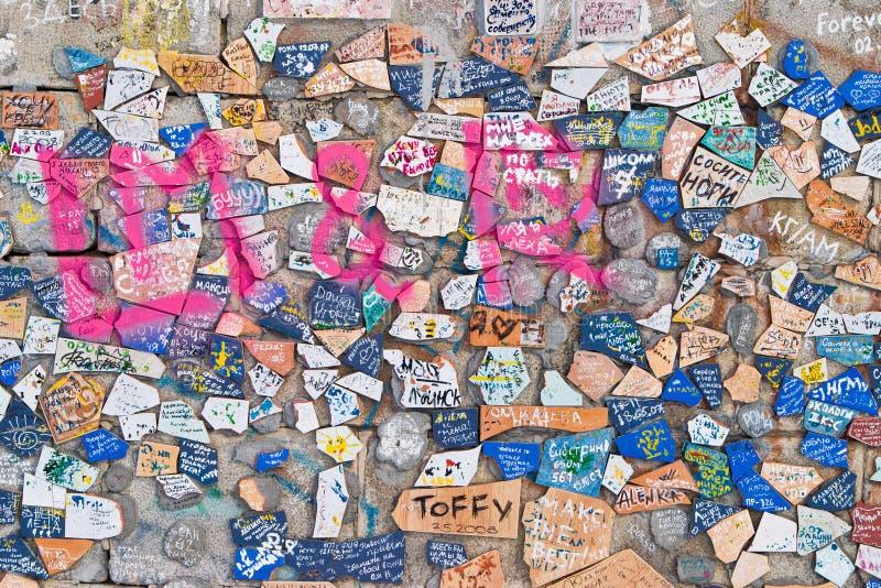 Download Parties de graffiti photo stock. Image du retrait, coloration - 8672174
