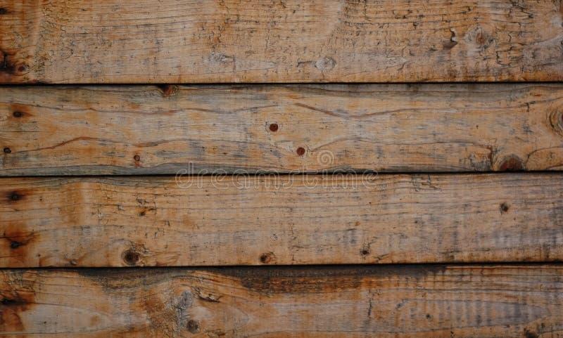 Parties de mur en bois photo libre de droits