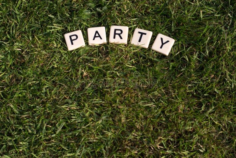 Partij stock afbeelding