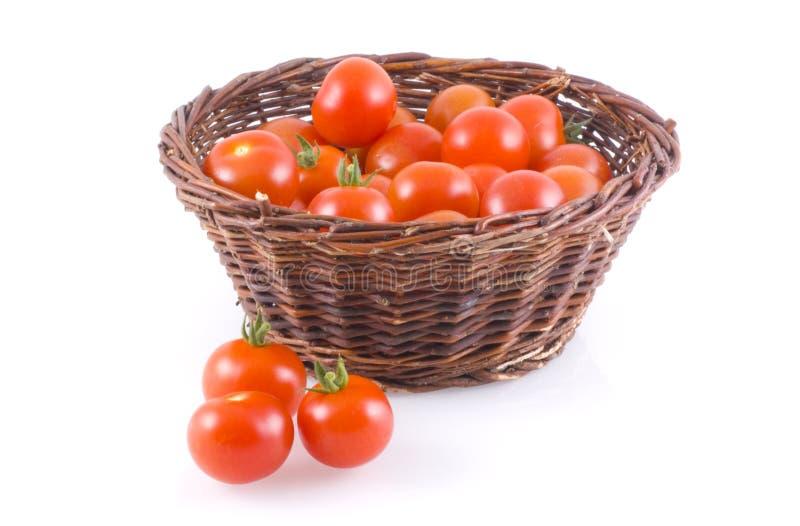 Download Partij van tomaten. stock afbeelding. Afbeelding bestaande uit volledig - 10779811