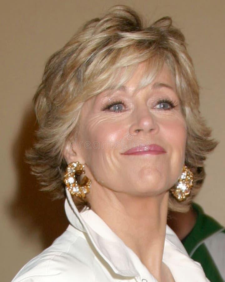 Jane Fonda immagini stock libere da diritti