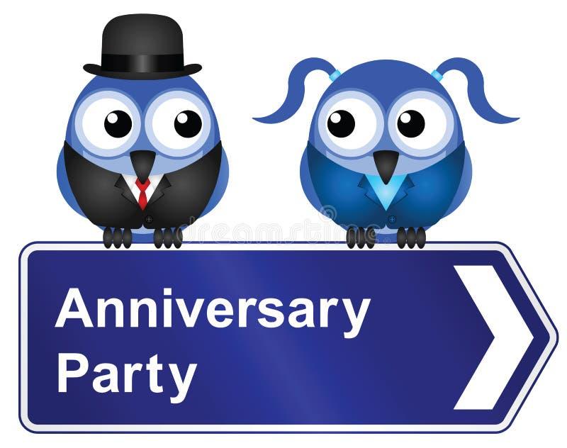 Partito di anniversario
