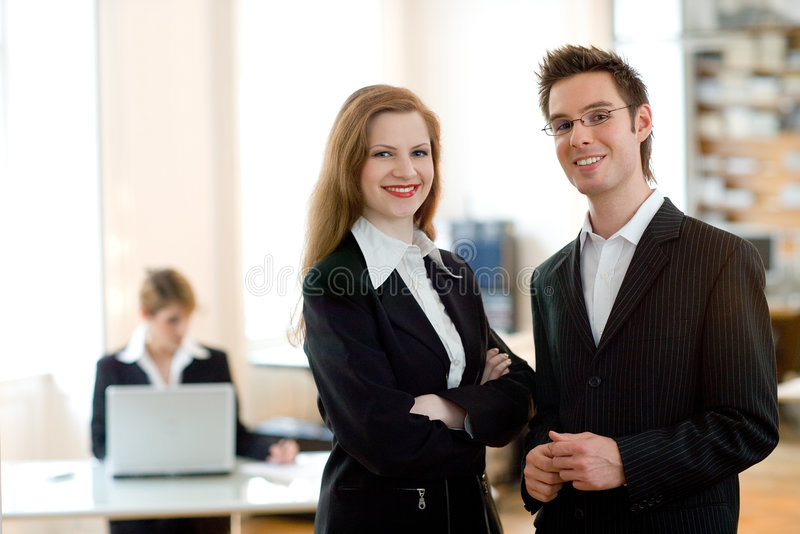Download Partner stock image. Image of business, businesspeople - 1936589