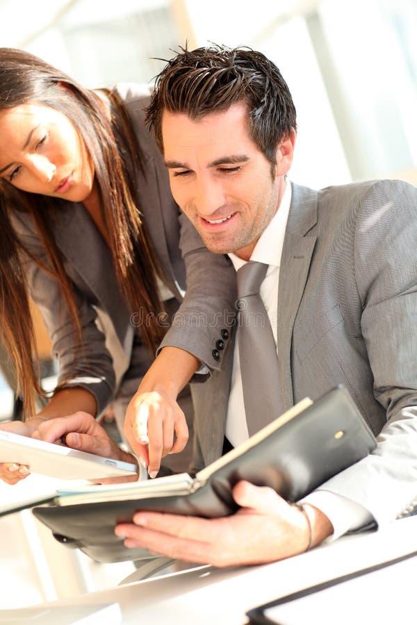 partner biznesowy zdjęcie stock