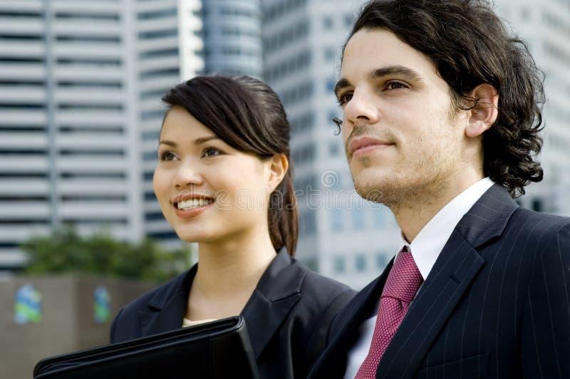Partner Biznesowy obraz stock