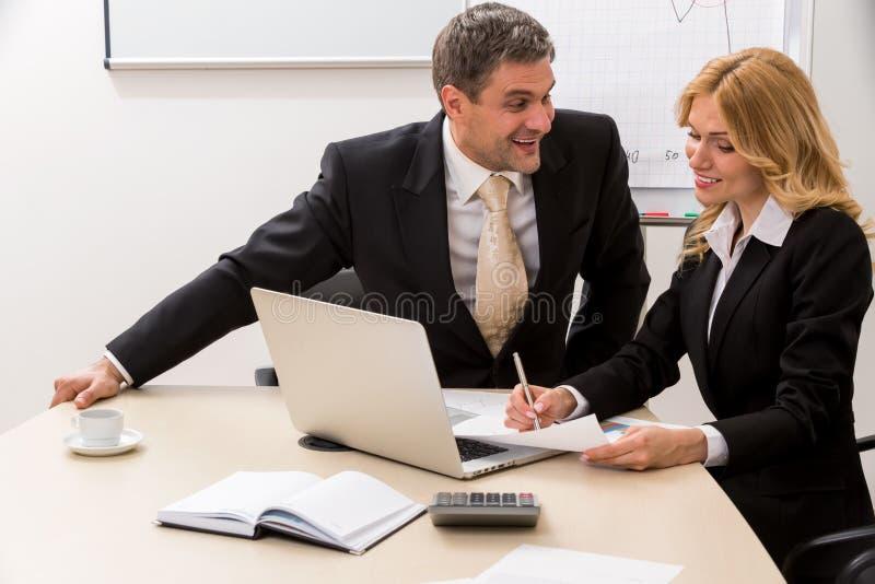 Download Partner biznesowy obraz stock. Obraz złożonej z diagram - 53786121