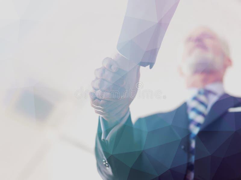 Partner biznesowy obraz royalty free