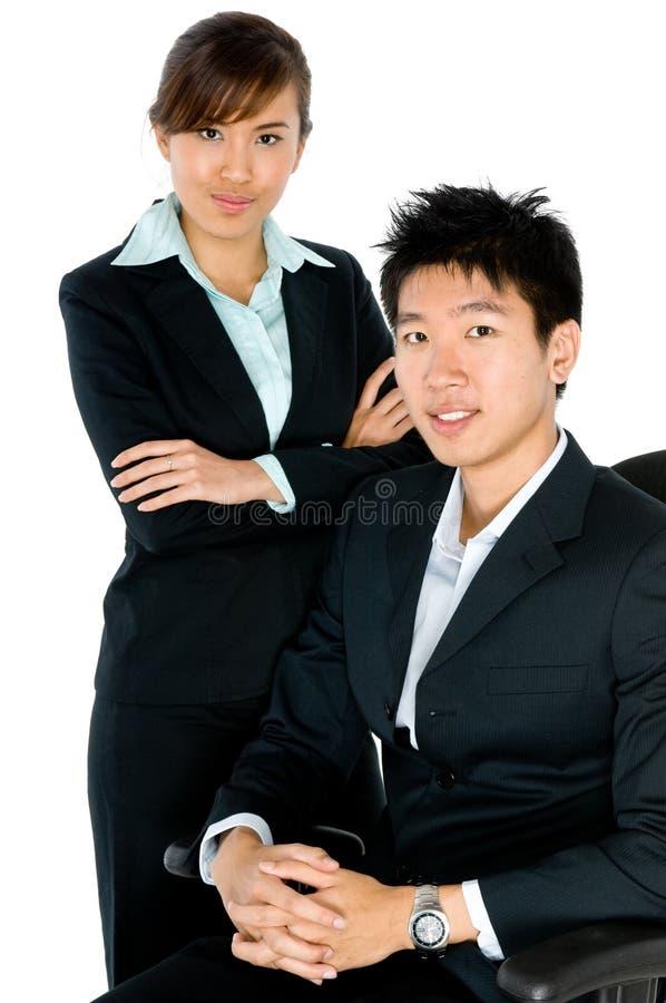 Partners royalty-vrije stock foto