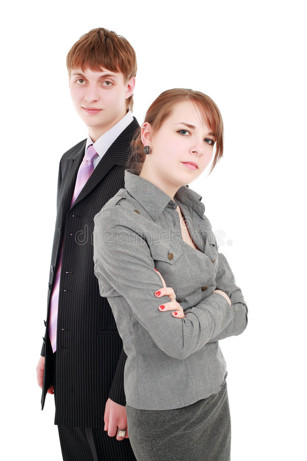 Partners royalty-vrije stock foto's