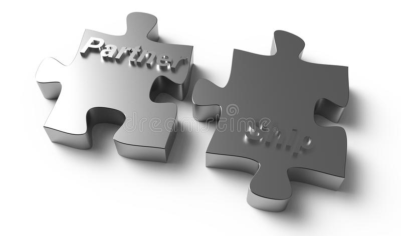 Download Partnership Royalty Free Stock Photography - Image: 25707417