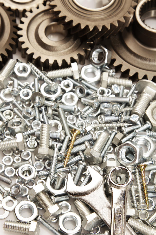 Parts stock photography